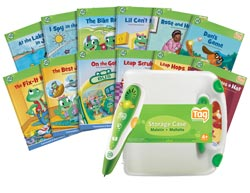 LeapFrog Tag Learn and Love to Read Bundle