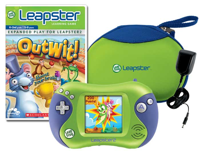 LeapFrog Leapster2 Video Game Batteries When you finally find some free time to relax and enjoy a video game, the last thing you want is a dead battery. Don't let game time turn into a scavenger hunt for fresh batteries – let us help!