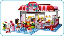 c26 B005VPRET4 1 s LEGO Friends City Park Cafe 3061