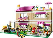 LEGO Friends Olivia's House