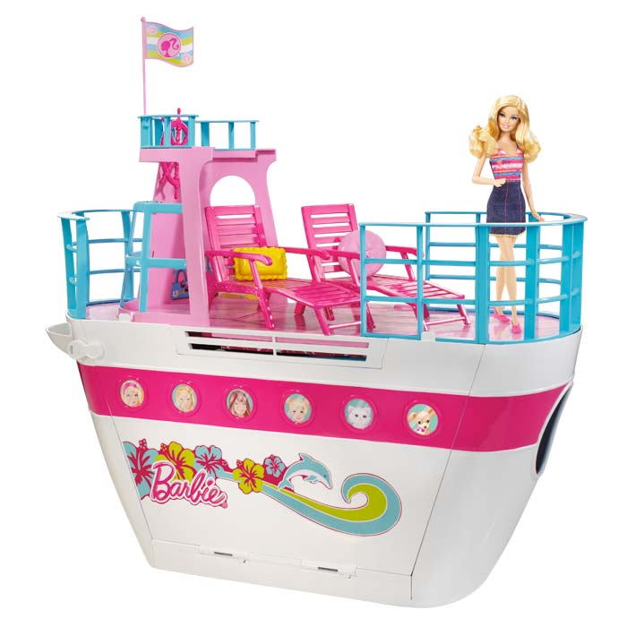 Amazon Barbie Sisters Cruise Ship Toys Amp Games
