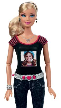 Barbie Photo Fashion Doll Game BARBIE Photo Fashion Doll