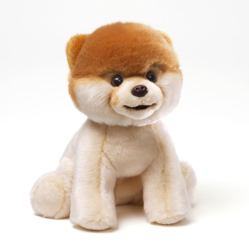 GUND version of BOO is the world's cutest and cuddliest plush. View