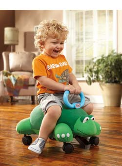 Little Tikes Pillow Racers (Turtle)