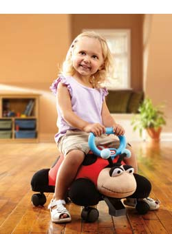 Little Tikes Pillow Racers (Lady Bug)