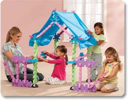 Little Tikes TikeStix Playhouse