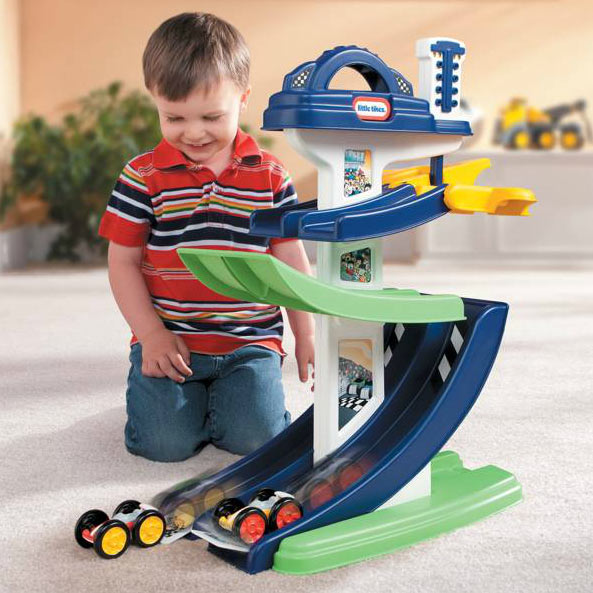 Little Tikes Race Car Track