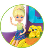 Polly Pocket Playtime Pet Shop Play Set