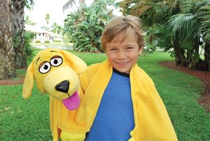 c26 B007HE310I 2 s CuddleUppets Yellow Dog