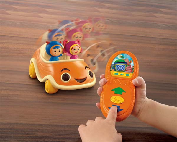 Amazon.com: Fisher-Price Team Umizoomi: Come and Get Us