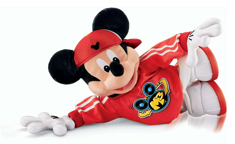 Toys That Move : Fisher price master moves mickey m giveaway mom