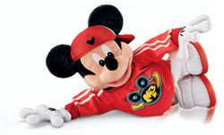 Fisher-Price Master Moves Mickey