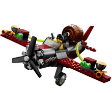 LEGO Monster Fighters The Ghost Train