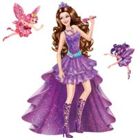 BARBIE The Princess and The Popstar Keira Doll