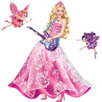 BARBIE The Princess and The Popstar Tori Doll