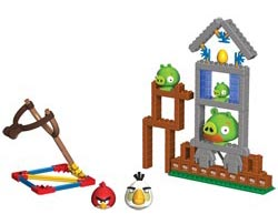 K'NEX Angry Birds Mission May'Ham