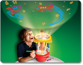 Crayola Sketcher Projector Product Shot