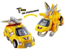 VTech Switch &amp; Go Dinos - Tonn the Stegosaurus Product Shot