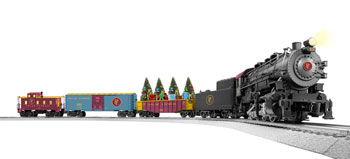 Lionel Polar Express Ready to Run O-Gauge Freight Set