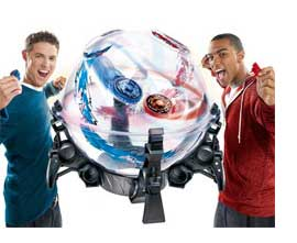 Beyblade Metal Fury Destroyer Dome