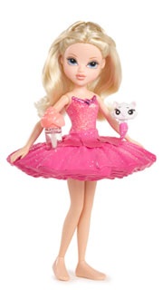 Moxie Girlz Bubble Bath Surprise Doll - Avery