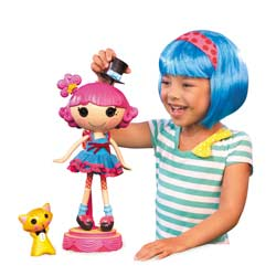 Lalaloopsy Silly Hair Doll - Harmony B Sharp