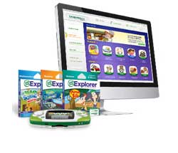 LeadFrog LeapsterGS - LeapFrog app center