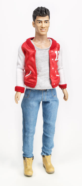 Amazon.com: 1D Collector Doll - Zayn: Toys & Games