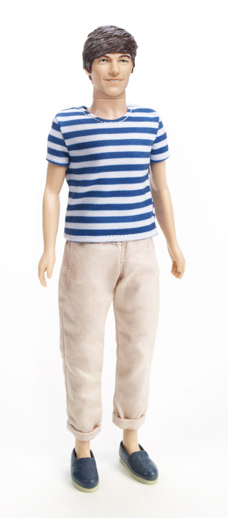 Amazon.com: One Direction, 1D Collector Doll, Louis Thomlinson, 12