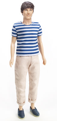 1D Collector Doll - Louis