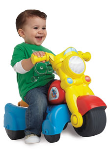 Playskool Rocktivity Walk 'N Roll Rider (Boy)