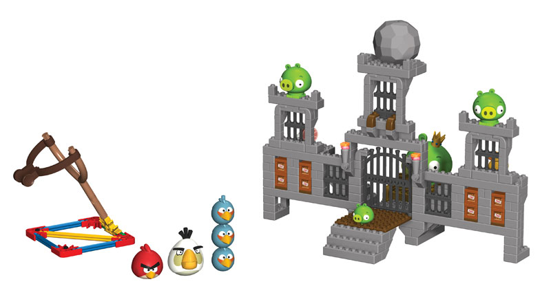 Angry Birds King Pig Castle - Amazon Exclusive