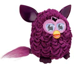 FURBY (Dark Purple)