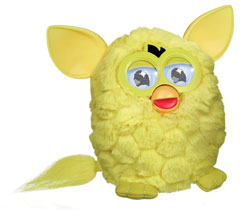 FURBY (Yellow)