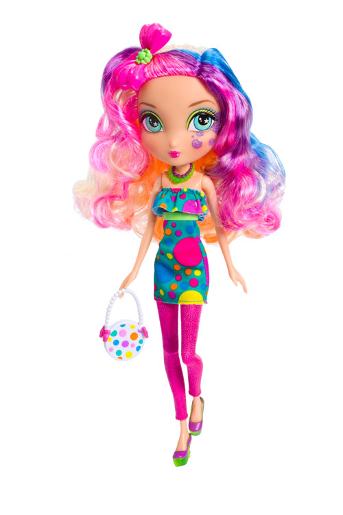 Amazon.com: La Dee Da Sweet Party, Dee as Dots of Style: Toys & Games