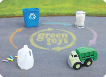 Green Toys 100 Percent Recycled