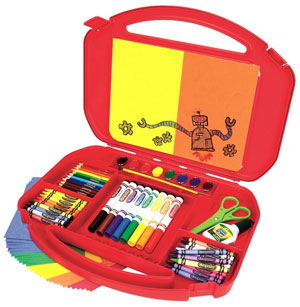 Crayola Ultimate Art Case Product Shot