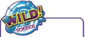 Wild! Science logo