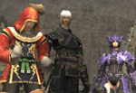Warriors from Final Fantasy XI