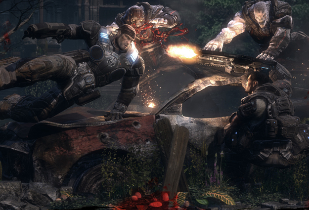 Amazon.com: Gears Of War - Xbox 360: Artist Not Provided: Video Games