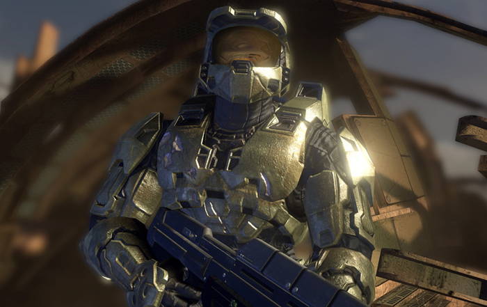 Earth is conquered. The Covenant is everywhere. Halo 3 promises to be