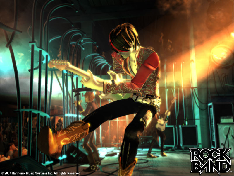 Amazon.com: Rock Band Game Only PS3: Playstation 3: Artist