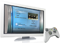 Xbox 360 user interface