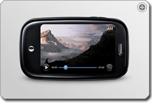 Watch videos in full widescreen format. View larger .