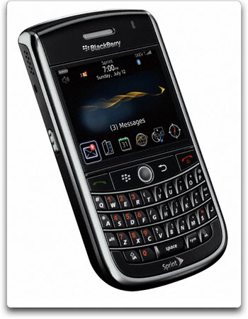 Sprint+blackberry+9630+tour