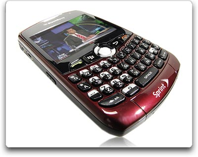 Discount Cameras: Canon Powershot, Nikon, Sony, Sandisk Memory Cards - BlackBerry Curve 8330 Phone, Red (Sprint)