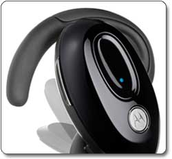 Motorola H720 <i>Bluetooth</i>® Headset]