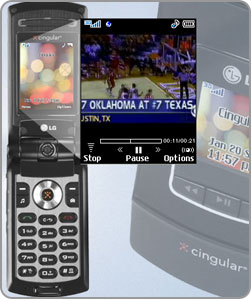Amazon.com: LG CU500 AT&T GSM CAMERA CELL PHONE: Cell ...