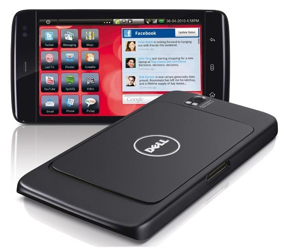 Dell Streak Tablet Android Phone (AT&T)