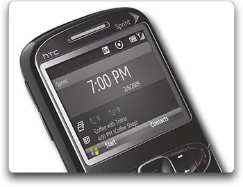 application for sprint cell phone service